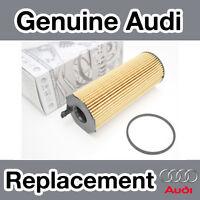 Genuine Audi A6 (4F) 2.7TDi, 3.0TDi (-08) Oil Filter