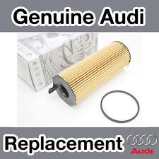 Genuine Audi A6 (4F) 2.7TDi, 3.0TDi (-08) Filtro de aceite