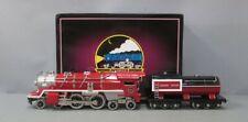 MTH 10-1205-1 Standard Gauge LV Contemporary Locomotive/Box