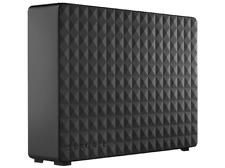 Disco duro 4 TB - Seagate Expansion, sobremesa, USB 3.0, Negro