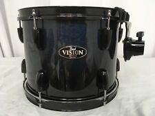 "Pearl Vision VBL 12"" Mounted Tom/Concord Fade/Birch Shell/Finish # 235/NEW"