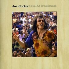 Joe Cocker - Live at Woodstock [New CD]