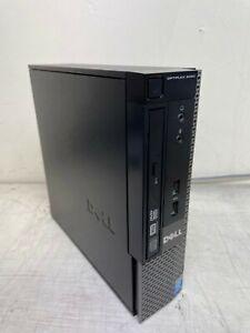 Dell Optiplex 9020 USFF Core i7-4770S 3.1Ghz 8GB 250GB HDD COMPUTER PC Win 10
