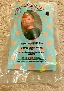 2004 Madame Alexander Doll McDonalds Happy Meal - Mickey Mouse Boy Doll #4