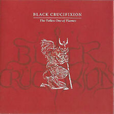 Black Crucifixion - The Fallen One Of Flames - CD NEW - Paragon Records