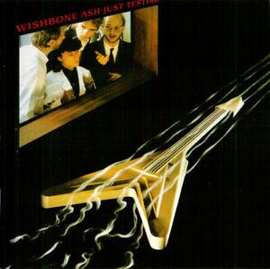 Wishbone Ash- Just Testing - NEW CD (sealed)  Remastered with 4 Bonus Tracks