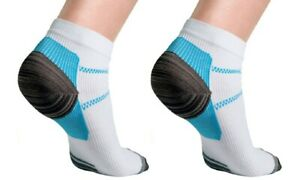 Plantar Fasciitis Ankle Support Heel Arch Support Foot Compression Socks L / XL
