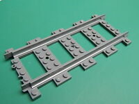 6x New Lego City Train Track Railway Rail part 53401