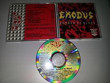 CD EXODUS - BONDED BY BLOOD ARMANDO CURCIO EDITORE - LIVE TRACK