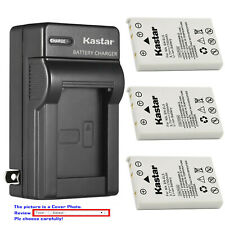 Kastar Battery Wall Charger for Nikon Genuine EN-EL5 & Nikon Original OEM MH-61