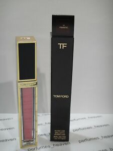 Tom Ford Gloss Luxe - 15 FRANTIC - Full Size .19 oz. - With Box