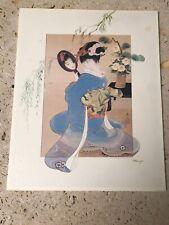 HARUYO MORITA  Beautiful Print