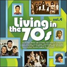 LIVING IN THE 70s VOLUME 4 VARIOUS ARTISTS 3 CD NEW