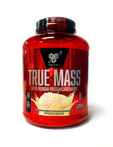 BSN True-Mass Protein Lean Muscle Mass Gainer 5.82 lbs PICK FLAVOR