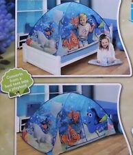 New Finding Dory Kids 2 in 1 Bed Tent Play Tent