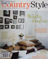 Country Style Magazine June 2005 Life On An Isolated Qld Cattle Station