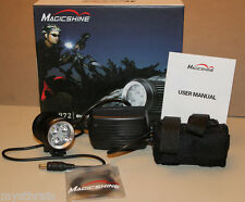 【Final Sale!】MagicShine MJ-872 1600 Lm Bike Light + free ext cable
