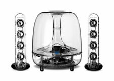 Harman Kardon Soundsticks Wireless Bluetooth LED Desktop Sound Speaker System