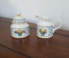 Villeroy & Boch Basket Cream and Sugar Set