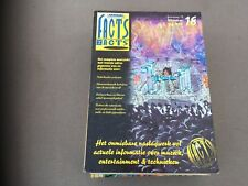 Facts On Acts-Mei 1995 music book
