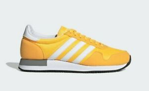 ALL SIZES Adidas Originals USA 84 SHOES H02101 Vintage STYLE Trainers OG Solar