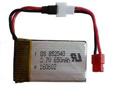 Battery 650mAh 3,7V Li-po for drone helicopter Syma X5HW X5HC 852540
