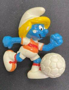 Smurfs Soccer Smurfette Smurf 20163 Toy Figurine