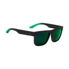 Spy Discord Sunglasses For Men Women Matte Black Green Happy Lens MX SNOW SURF