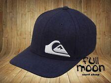 New Quiksilver Final 2 Mens Flex Fit Cap Hat