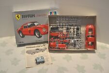 Italeri 1/24. Ferrari 250 GTO 1962 coupé 2P. Réf. 654. Made in Italy.
