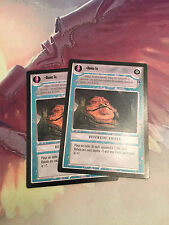 Ounee Ta Reflections III NM star wars ccg swccg