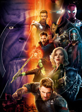 """Jigsaw Puzzles 500 Pieces """"Avengers - Infinity War"""" / Marvel / M518"""