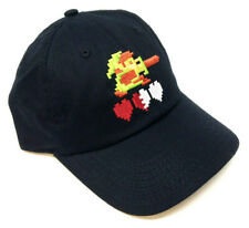 YOUTH NINTENDO LEGEND OF ZELDA LINK PIXELATED HEARTS HAT SLOUCH CAP CURVED BILL
