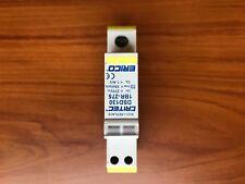 Critec TDS130-1TR-240 / DIN Mount Surge Diverter / 1PH / 3 MODE / 20KA used