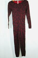 Agent Provocateur Leopard cat suit Romper SEXY! Size M NEW!