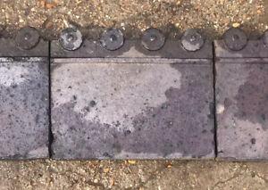 Reclaimed Staffordshire Edging bricks - £10 Each