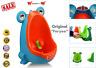 Kids Training Toilet Urinal Portable Frog Potty For Baby, Toddler, Children Boys