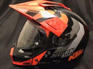 NOLAN N70-2 X Road & Off-Road KTM STICKERS Adventure 2021 Motorbike Helmet