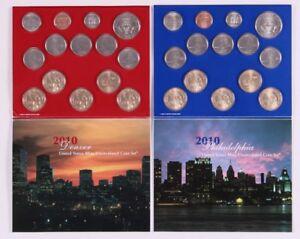 2010 United States Mint Uncirculated 28 Coin Set  (U10)
