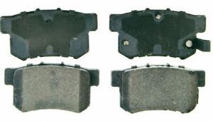 Disc Brake Pad Set-QuickStop Disc Brake Pad Rear Wagner ZD537 Free US Shipping