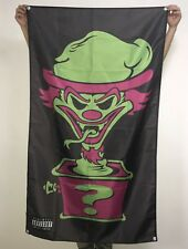 Insane Clown Posse Banner Riddle Box Flag ICP Poster Joker Card Tapestry 3x5 ft