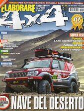 Elaborare 4X4 2018 62.Toyota Land Cruiser KDJ 125,Nissan Patrol GR Y61
