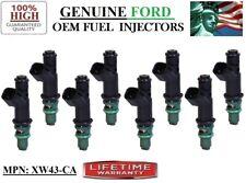 Set/8 Fuel Injectors >Lincoln LS Ford Thunderbird Jaguar S-Type 3.9-4L< OEM Ford