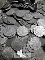 // 10 monedas de centimos del Estado Español - 5 de 5 cent y 5 de 10 cent \