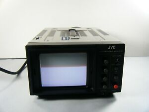 JVC TM-22U Professional Color Video Monitor tested and working
