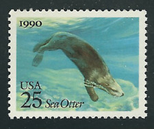 Scott #2510.25 Cent.Sea Otter.10 Stamps