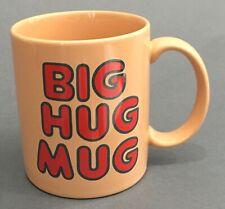 Big Hug Mug Coffee Cup HBO True Detective Matthew McConaughey FTD Vintage