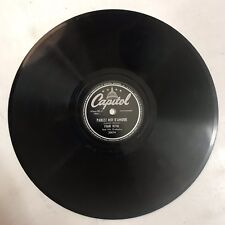 "Parlez Moi D'Amour / In A Little Soanish Town 10"" 78 RPM Frank Devol"