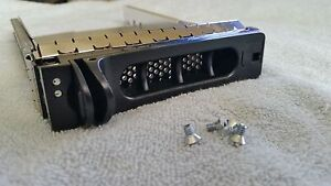 DELL POWEREDGE 2900 2950 HOT SWAP SAS SATA HARD DRIVE CADDY TRAY DELL 0F9541 3.5