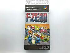 F-ZERO - NINTENDO SUPER FAMICOM JAP - SFC0518